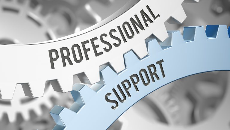gears with words professional support