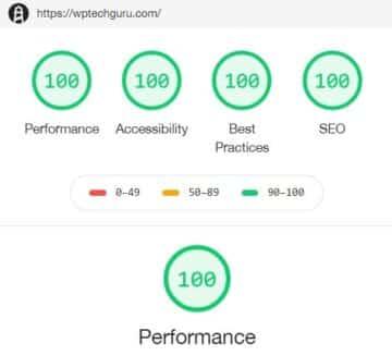 WPTechGuru Google Audits 2019-09-07